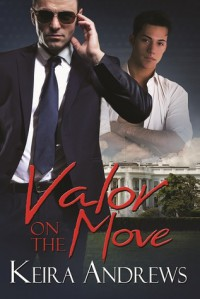 Valor on the Move - Keira Andrews