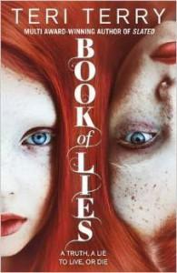 Book of Lies - Teri Terry