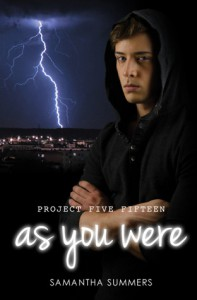 As You Were (Project Five Fifteen #2) - Samantha Summers