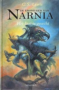 Het laatste gevecht (De Kronieken van Narnia, #7) - C.S. Lewis, Madeleine van den Bovenkamp-Gordeau, Pauline Baynes