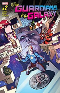 All-New Guardians Of The Galaxy (2017-) #2 - Gerry Duggan, Aaron Kuder