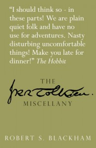 The J.R.R. Tolkien Miscellany (Literary Miscellany) - Robert S. Blackham