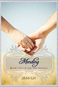 Mending  (This, #2) - J.B. McGee