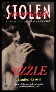 Sizzle (Great Escapes) (Stolen Moments) - Jennifer Crusie