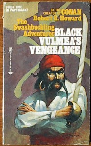 Black Vulmea's Vengeance - Robert E. Howard
