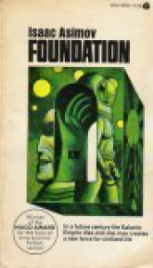 Foundation (Book 1) - Isaac Asimov