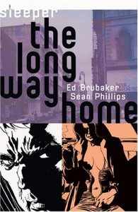 Sleeper, Vol. 4: The Long Way Home - Ed Brubaker, Sean Phillips, Carrie Strachan