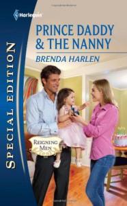 Prince Daddy & the Nanny - Brenda Harlen