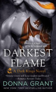 Darkest Flame (Dark Kings) - Donna Grant