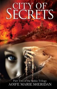 City of Secrets (Saskia) (Volume 2) - Aoife Marie Sheridan