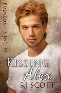 Kissing Alex (Bodyguards Inc. Book 6) - R.J. Scott