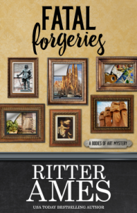 Fatal Forgeries - Ritter Ames
