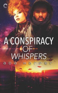 A Conspiracy of Whispers - Karen Harper