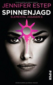 Spinnenjagd: Elemental Assassin 3 - Jennifer Estep, Vanessa Lamatsch