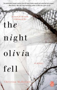 The Night Olivia Fell - Christina McDonald