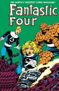 Fantastic Four Visionaries: John Byrne, Vol. 4 - John Byrne