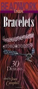 Beadwork Creates Bracelets - Jean Campbell