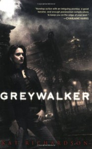 Greywalker  - Kat Richardson, Mia Barron