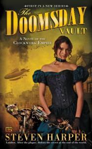 The Doomsday Vault (Clockwork Empire #1) - Steven Harper