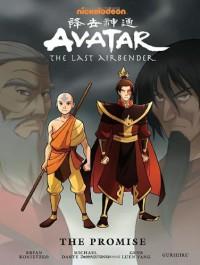 Avatar: The Last Airbender - The Promise - Gurihiru, Bryan Konietzko, Michael Dante DiMartino, Gene Luen Yang, Dave Marshall