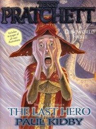 The Last Hero - Terry Pratchett, Paul Kidby