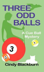 Three Odd Balls - Cindy Blackburn