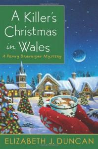A Killer's Christmas in Wales - Elizabeth J. Duncan