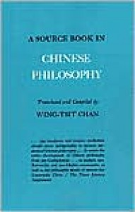 A Source Book in Chinese Philosophy - Wing-Tsit Chan