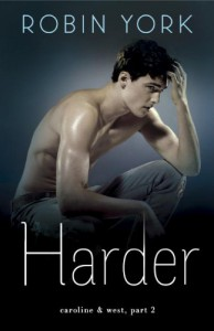 Harder - Robin York