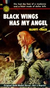 Black Wings Has My Angel - Elliott Chaze