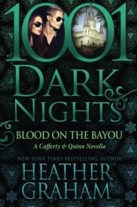 Blood on the Bayou: A Cafferty & Quinn Novella - Heather Graham