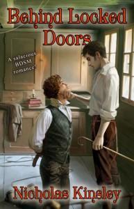 Behind Locked Doors - Nicholas Kinsley