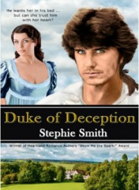 Duke of Deception - Stephie Smith