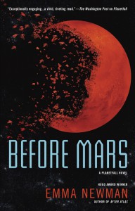 Before Mars - Emma Newman