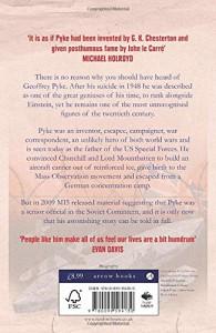 Churchill's Iceman: The True Story of Geoffrey Pyke: Genius, Fugitive, Spy - Henry Hemming