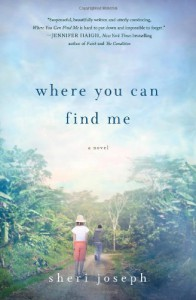 Where You Can Find Me: A Novel - Sheri Joseph