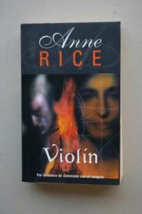 Violin - Maria Tucci, Anne Rice