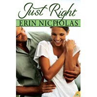 Just Right (The Bradfords, #1) - Erin Nicholas