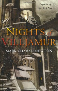 Nights of Villjamur (Legends of the Red Sun 1) - Mark Charan Newton
