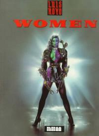 Women - Luis Royo
