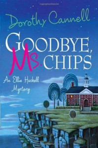 Goodbye, Ms. Chips - Dorothy Cannell