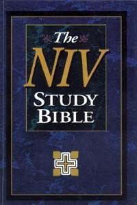 Study Bible: NIV - Anonymous