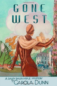 Gone West - Carola Dunn