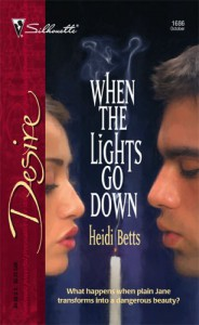 When the Lights Go Down - Heidi Betts