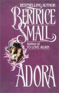 Adora (Istorio Barregarriak) - Bertrice Small
