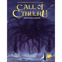 Call of Cthulhu: Keeper Rulebook - Lynn Willis, Sandy Petersen, Mike Mason