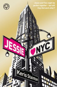 Jessie Hearts NYC - Keris Stainton