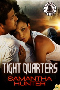 Tight Quarters (Strangers on a Train) - Samantha Hunter