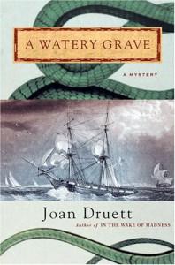 A Watery Grave - Joan Druett