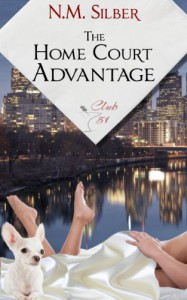 The Home Court Advantage (Lawyers in Love) - N.M.  Silber